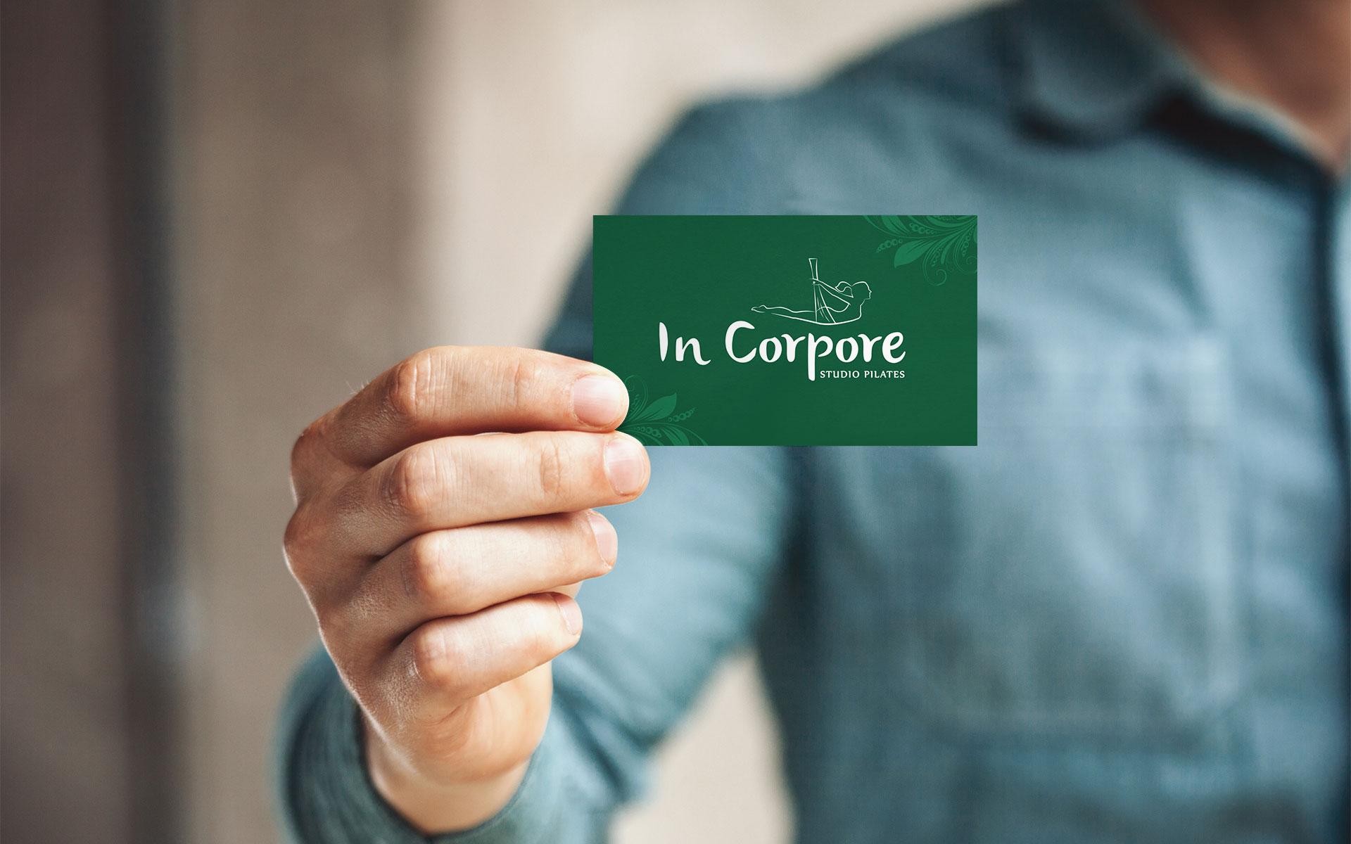 Cartão Visitas In Corpore Pilates