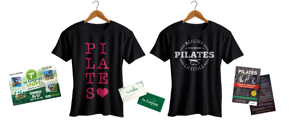Identidade Visual In Corpore Pilates