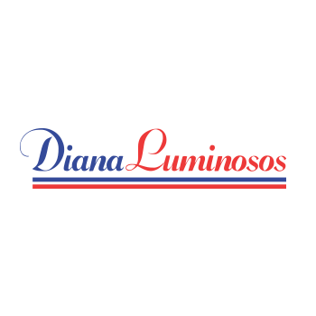 Logo Diana Luminosos